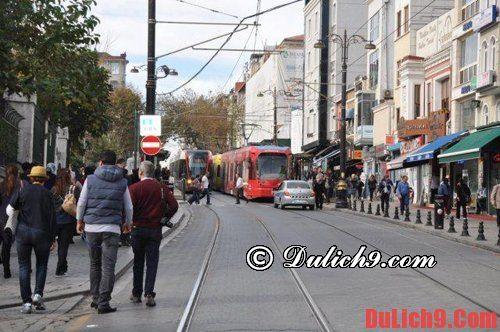 Tư vấn du lịch Istanbul hiệu quả