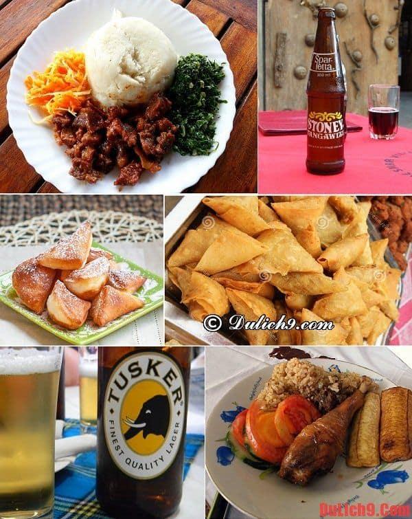 Những món ngon nên thử khi du lịch Kenya
