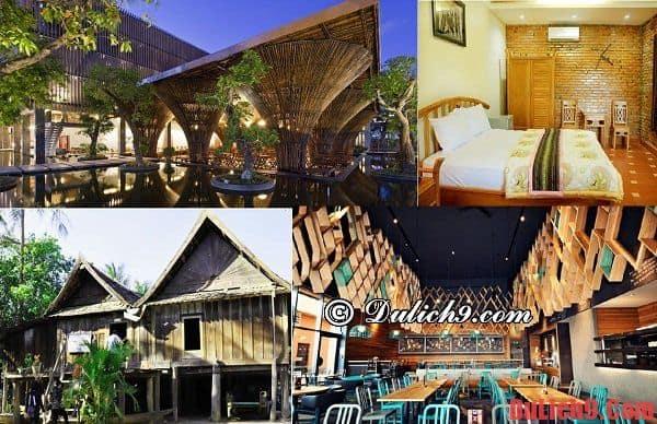 Những khách sạn chất lượng, giá rẻ nên ở khi du lịch Kon Tum