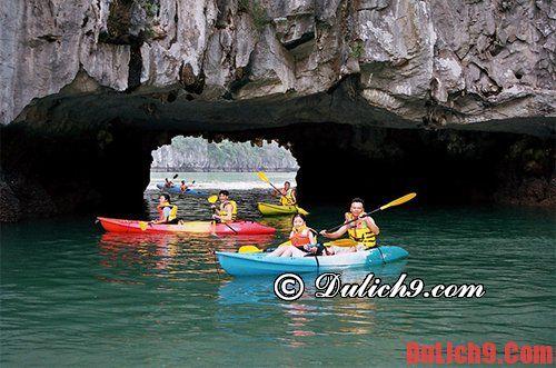 Tổng hợp kinh nghiệm du lịch vịnh Lan Hạ