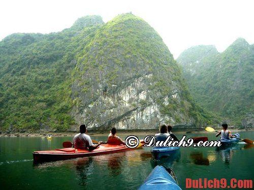 Kinh nghiệm du lịch vịnh Lan Hạ thú vị