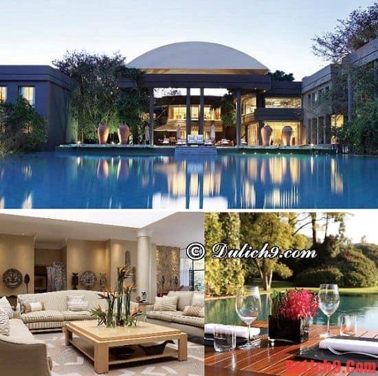 Khách sạn ở Nam Phi