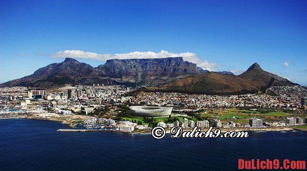 Tham quan khi du lịch Nam Phi