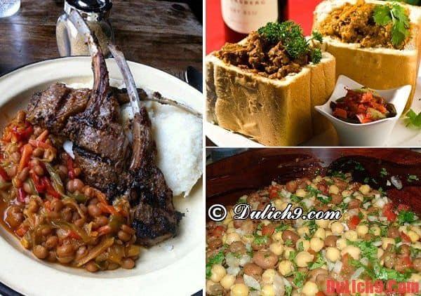 Ẩm thực Nam Phi