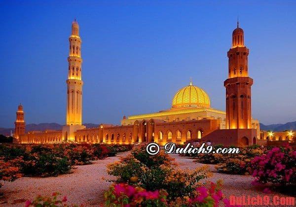 Kinh nghiệm du lịch Oman tự túc
