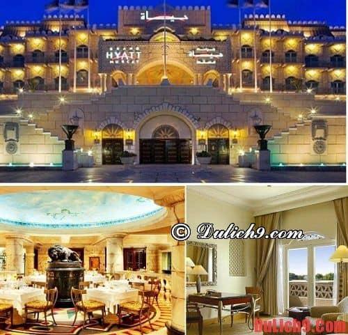 Thuê khách sạn ở Oman