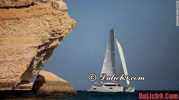 Địa điểm tham quan ở Oman