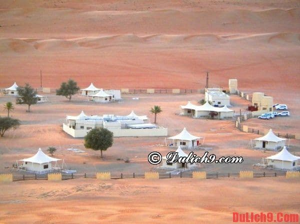 Nên đi những đâu khi du lịch Oman?