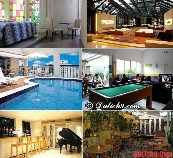 Kinh nghiệm và tư vấn đặt phòng khách sạn giá rẻ, an toàn, thoải mái khi du lịch Sao Paulo, Brazil
