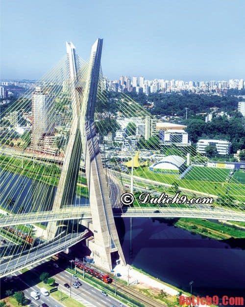 Kinh nghiệm du lịch Sao Paulo tự túc, giá rẻ