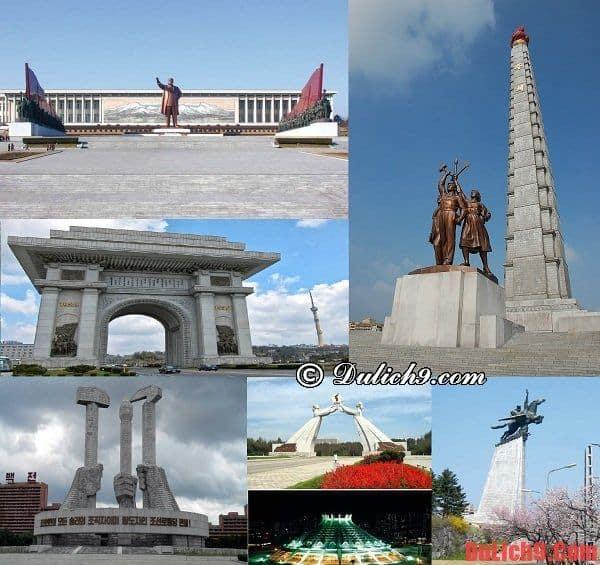 Những điểm tham quan, du lịch hấp dẫn và nổi tiếng ở Triều Tiên