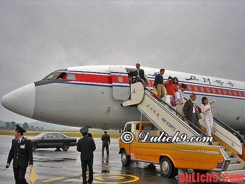 Phương tiện đi và đến thuận lợi, an toàn khi du lịch Triều Tiên