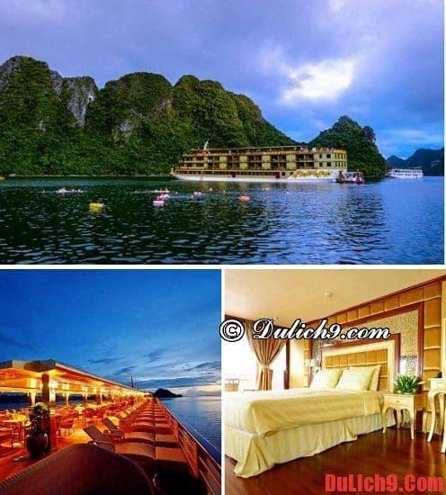 Thuê khách sạn ở Tuần Châu