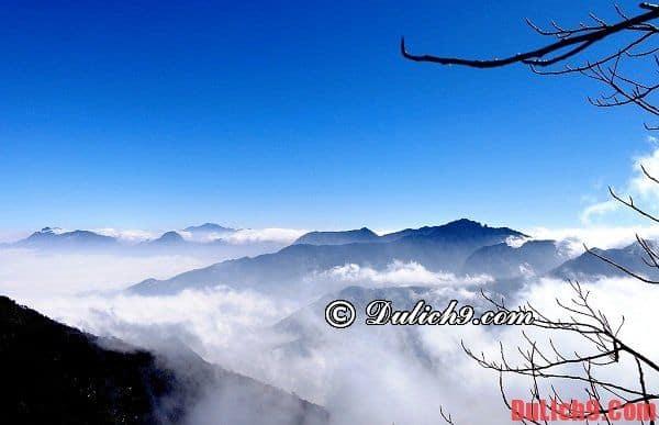 Kinh nghiệm leo núi Tả Chì Nhù