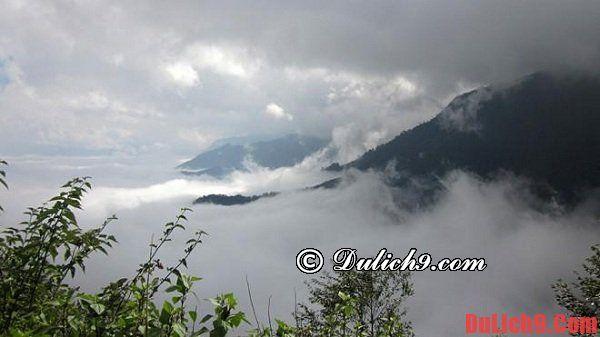 Gợi ý lịch trình khám phá và leo núi Tả Chì Nhù 3 ngày 2 đêm: