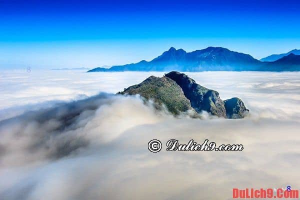 Lịch trình săn mây Tà Xùa trong 2 ngày