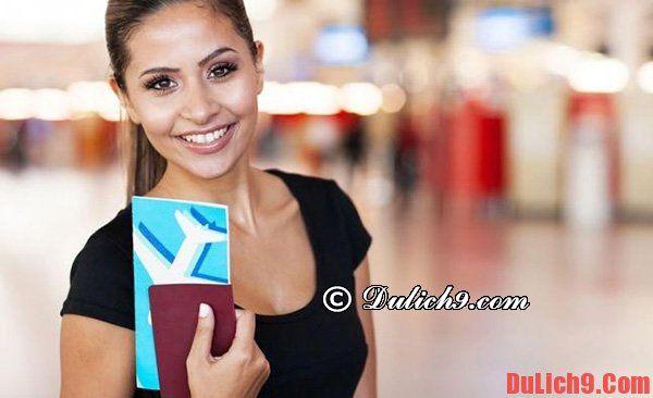 Hướng dẫn cách đặt vé máy bay giá rẻ trong mùa du lịch