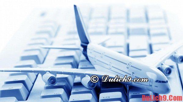 Bí quyết, kinh nghiệm săn vé máy bay giá rẻ trong mùa du lịch