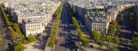 Kinh nghiệm tránh lạc đường khi du lịch Paris