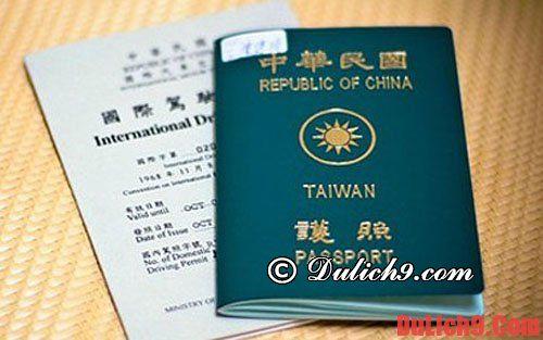 Kinh nghiệm giữ hộ chiếu an toàn và đơn giản nhất