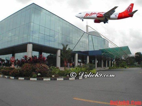 Tư vấn chọn chuyến bay giá rẻ đến Penang từ Việt Nam
