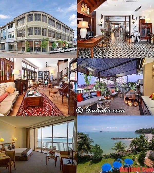 Tư vấn đặt phòng khách sạn giá rẻ, chất lượng và tiện nghi khi du lịch Penang