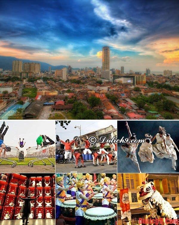 Thời gian thích hợp nhất và tuyệt nhất để du lịch Penang