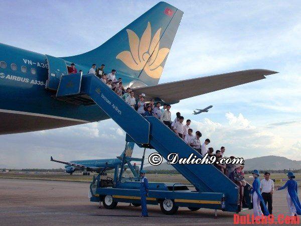 Một sống hướng dẫn và kinh nghiệm check in cho người lần đầu hạ cánh ở sân bay nước ngoài