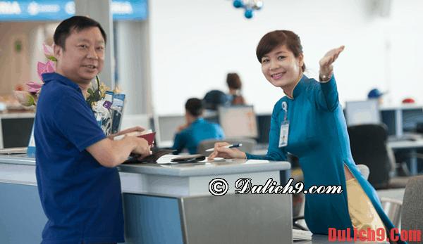 Tư vấn và hướng dẫn cách làm thủ tục check in chuyến bay nhanh chóng khi đến muộn