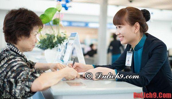 Làm gì để thực hiện thủ tục check in chuyến bay nhanh chóng khi đến muộn?