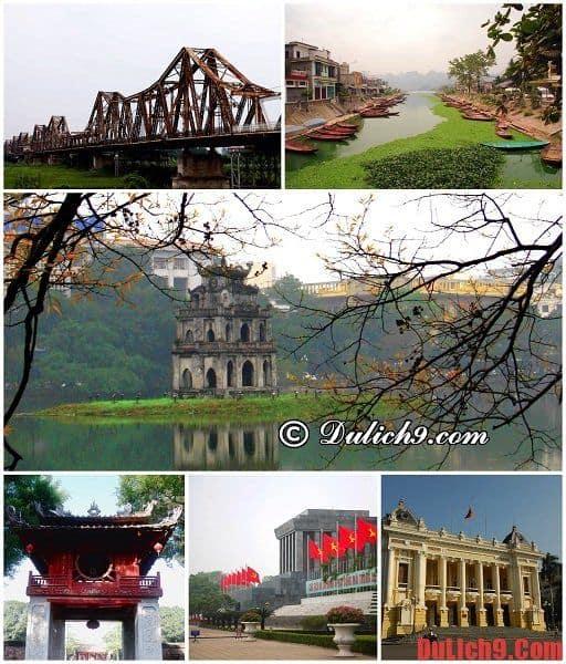 Hướng dẫn tour du lịch Hà Nội 1 ngày