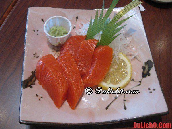 Cá ngừ đại dương - Món ngon đặc sản nổi tiếng và hấp dẫn nhất Philippines
