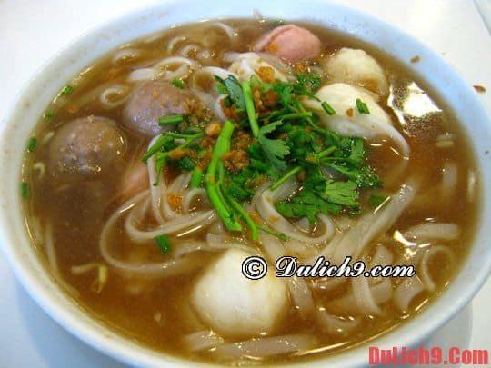 Mì Mami - Món ăn ngon bình dân, hấp dẫn không thể bỏ qua khi du lịch Philippines