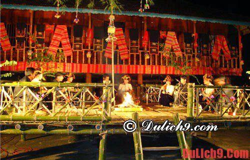 Những mùa lễ hội Lai Châu đặc sắc