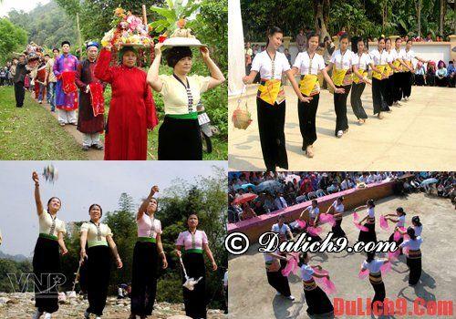 Tổng hợp các lễ hội Lai Châu độc đáo