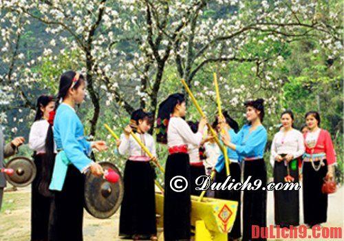 Du lịch Lai Châu có lễ hội gì?
