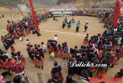 Những mùa lễ hội Lai Châu độc đáo và hấp dẫn
