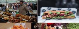 Berwick Street Market - Khu chợ ăn uống ngon, rẻ và nổi tiếng nên đến khi du lịch London, Anh