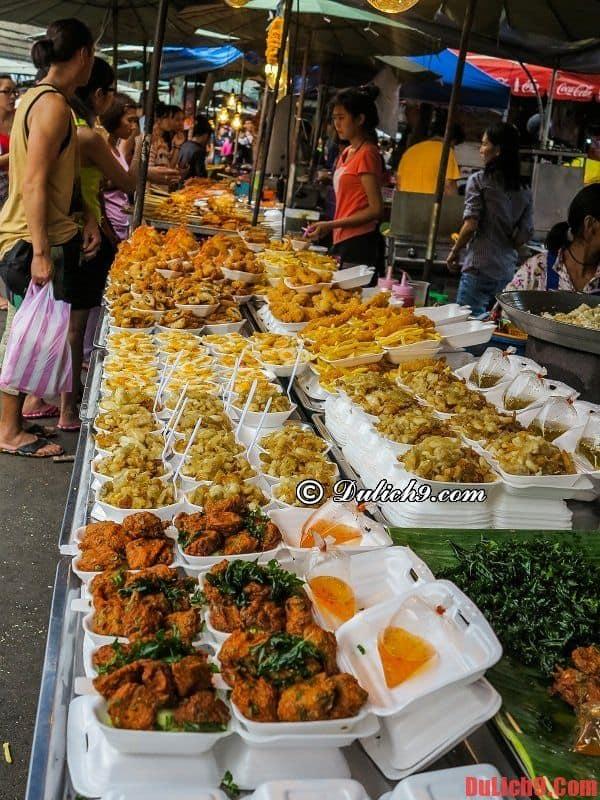 Đường Banglamphu - Thiên đường ăn uống ngon, rẻ phải ghé qua một lần khi du lịch Bangkok, Thái Lan