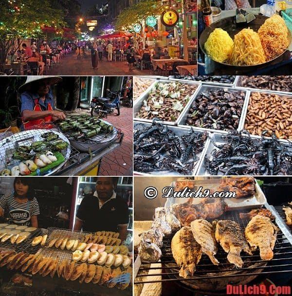 Đường Soi Rambuttri - Con đường ẩm thực đẹp và nổi tiếng nên đến khi du lịch Bangkok
