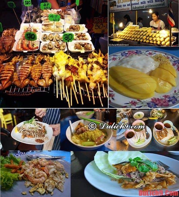 Những món ngon hấp dẫn nên thử ở Soi 38 Sukumvhit khi du lịch Bangkok, Thái Lan