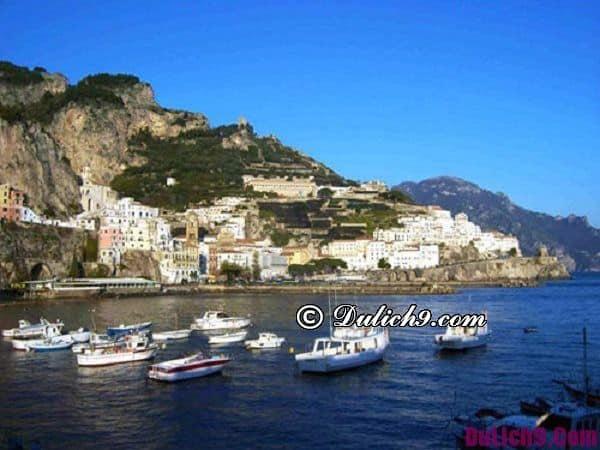 Điểm đến tuyệt vời nhất Italia