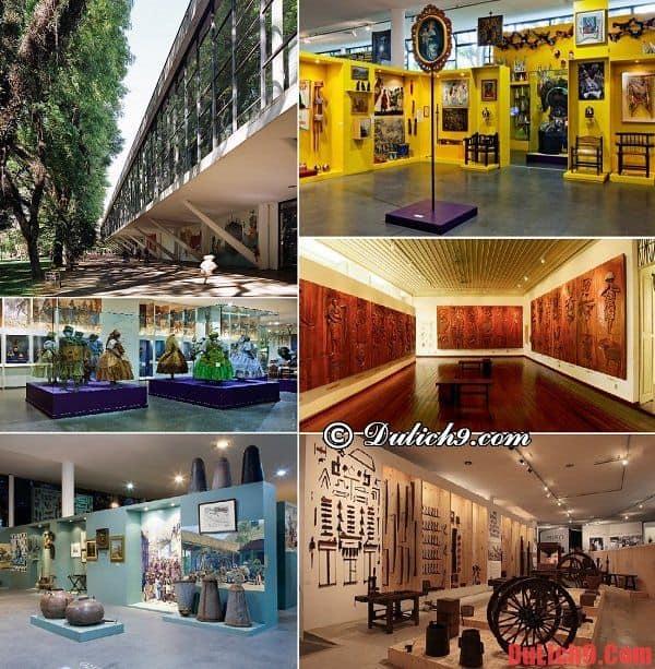 Bảo tàng Afro Brazil - Điểm đến thú vị và ý nghĩa không thể không đến khi du lịch Sao Paulo