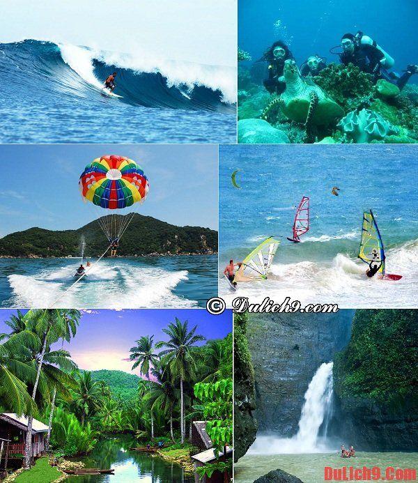 Đảo Siargao - Điểm du lịch mạo hiểm tuyệt vời nhất Philippines