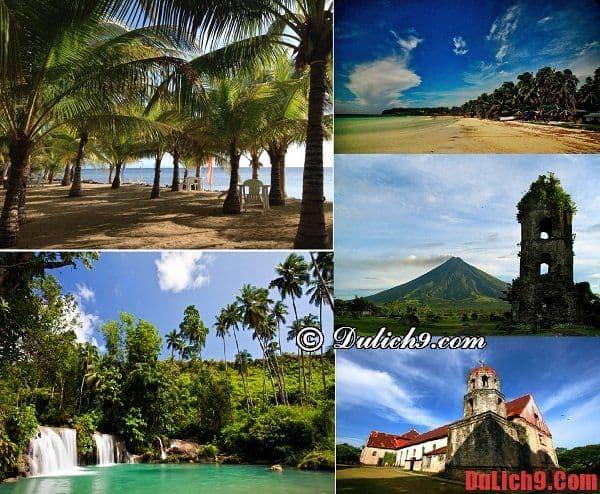 Đảo Siquijor - Đại điểm tham quan, khám phá Philippines bí ẩn nhất