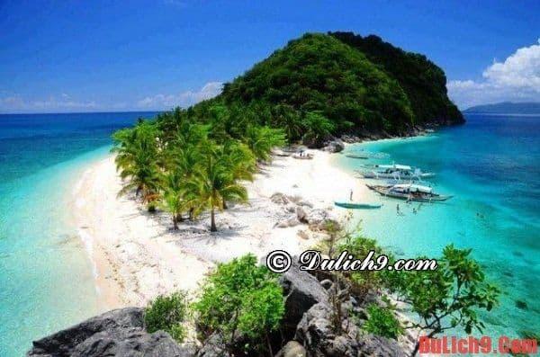 Địa điểm tham quan du lịch Philippines hấp dẫn và nổi tiếng nhất