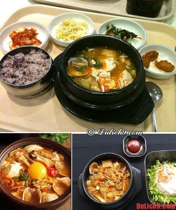 Phố đậu phụ Chodang ở Gangneung - Địa chỉ nếm thử những món ngon đặc trưng của Hàn Quốc