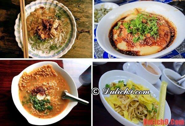 Những món mì độc đáo và đặc trưng nên ăn nhất khi du lịch Myanmar tự túc ăn uống và khám phá ẩm thực Myanmar