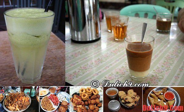 Những món ăn vặt đường phố phổ biến và nổi tiếng không thể không ăn khi du lịch Myanmar