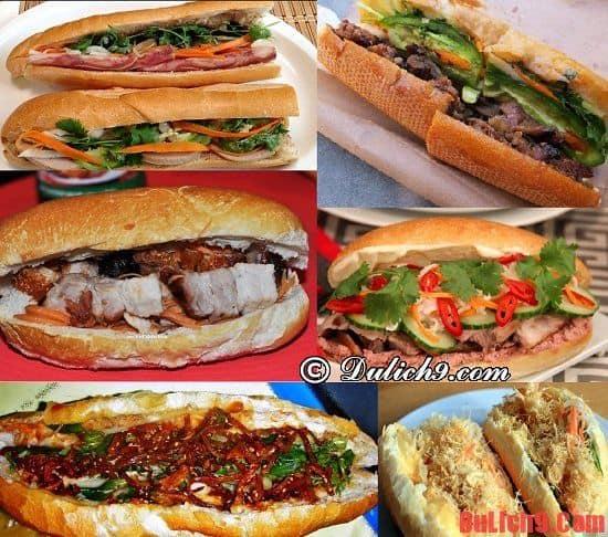 Bánh mì Đà Nẵng - Món sáng phổ biến nhất Đà Nẵng không nên bỏ lỡ
